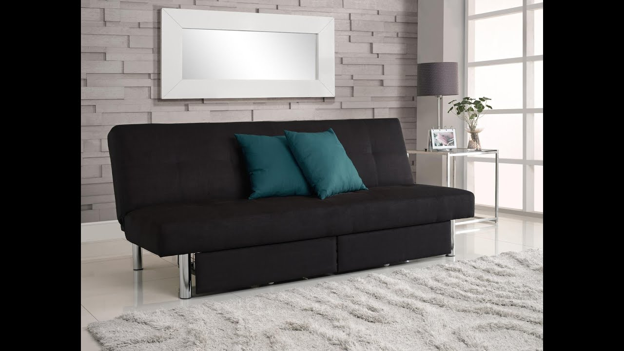 Sola Futon with Storage