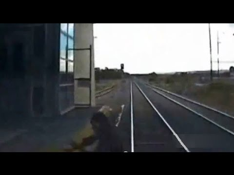 Boy Convicted Over Running In Front Of Train At Mawson Lakes (Train Driver Speaks Out)