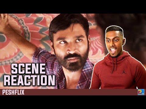 VADACHENNAI Interval Fight Scene Reaction | Dhanush | PESHFlix