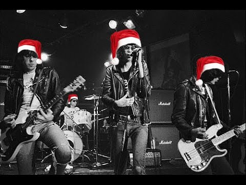 The Ramones- Merry Christmas (I Don't Want To Fight Tonight)- (Subtitulado en Español)