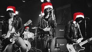 The Ramones- Merry Christmas (I Don't Want To Fight Tonight)- (Subtitulado en Español)