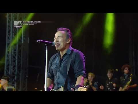 Bruce Springsteen - I'm Going Down / The Rising - London, England (HRC) - June 30, 2013 (Pro Shot)