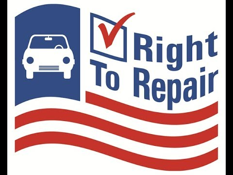The importance of Right to Repair legislation.