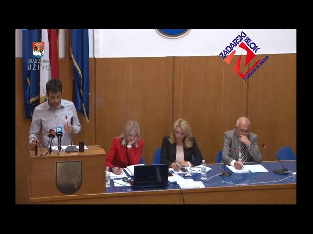 Antonio Baus - Rasprava 1. točka Dnevnog reda
