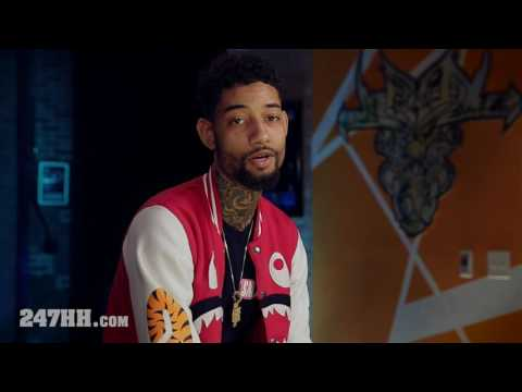 PnB Rock - Growing Up In Philly, Music Influence, & Need To Help Our Communities (247HH Exclusive)