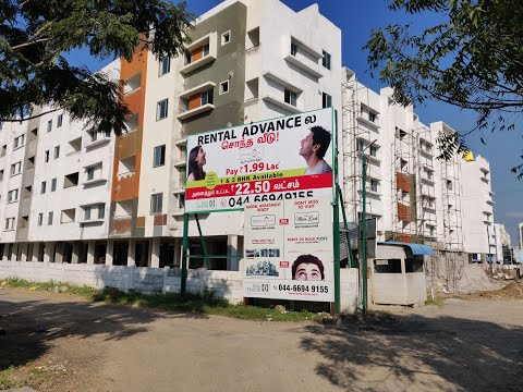 244 Flats For Sale In Perungalathur-Isha Anandham Perungalathur-Ishahomes-Bookings Are Opened!