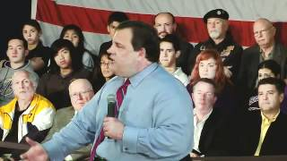 Entire Gov. Christie at Garfield/Bergen County NJ Town Hall Meeting May 2, 2012