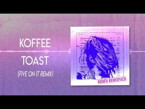 Koffee - Toast ( Hip Hop Remix - Five On It Riddim ) - Selecta Kunfu
