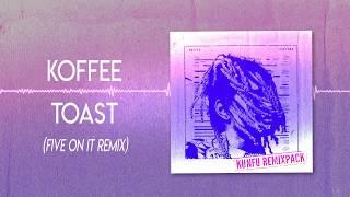 Koffee - Toast ( Hip Hop Remix - Five On It Riddim)
