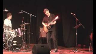 "Will Bernard Trio in Oviedo 2010 ""Blister"""