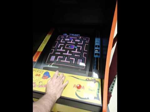 Ms Pac Man/Galaga Arcade Game