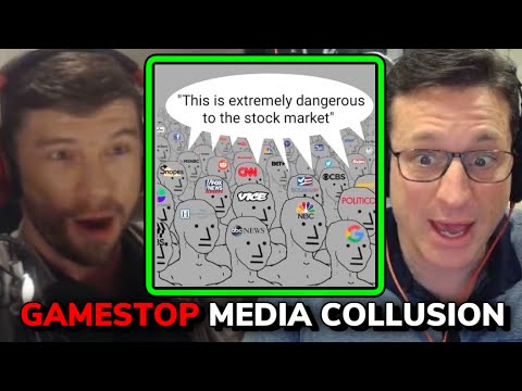 The Media Collusion Involved in the GameStop Short Squeeze | PKA