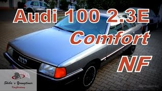Audi 100 2.3 E Typ 44 Zustandsbericht & kleine Kaufberatung Teil 2(Audi 100 2.3 E