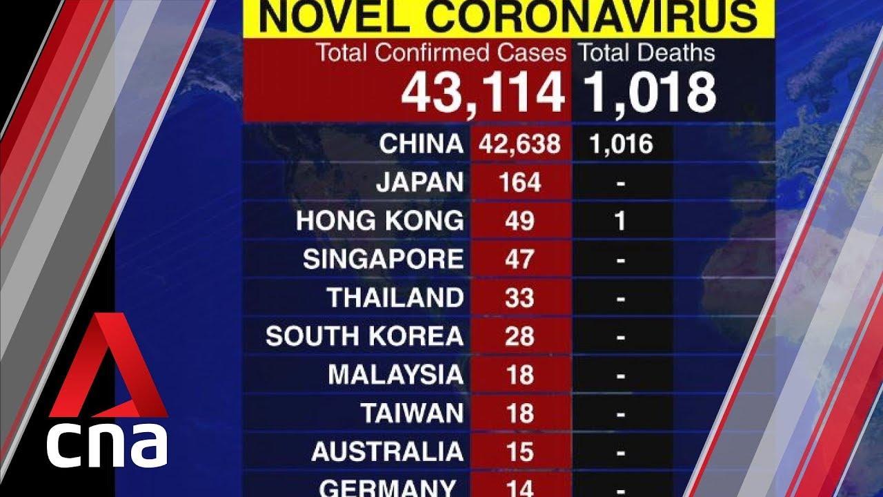 Global Update On Novel Coronavirus Feb 11 Youtube