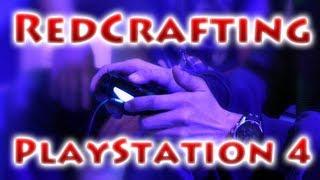 PlayStation 4 - Обзор возможностей от RedCrafting