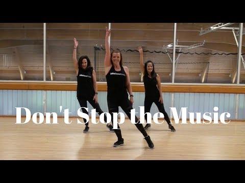"""Don't Stop The Music"" By Rihanna - Dance Fitness Choreo By Alana"
