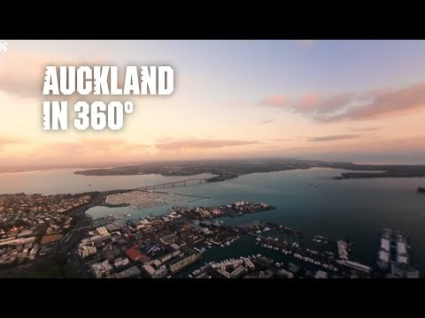 100% Pure New Zealand Presents: Auckland in 360