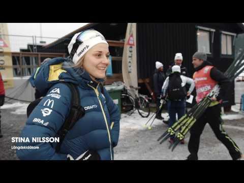 Vinnarträff med Stina Nilsson