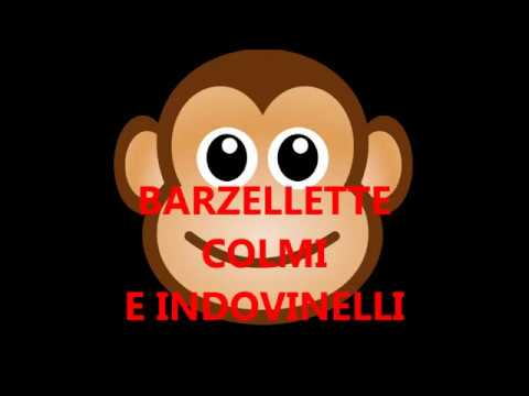 Barzellette Colmi E Indovinelli Youtube