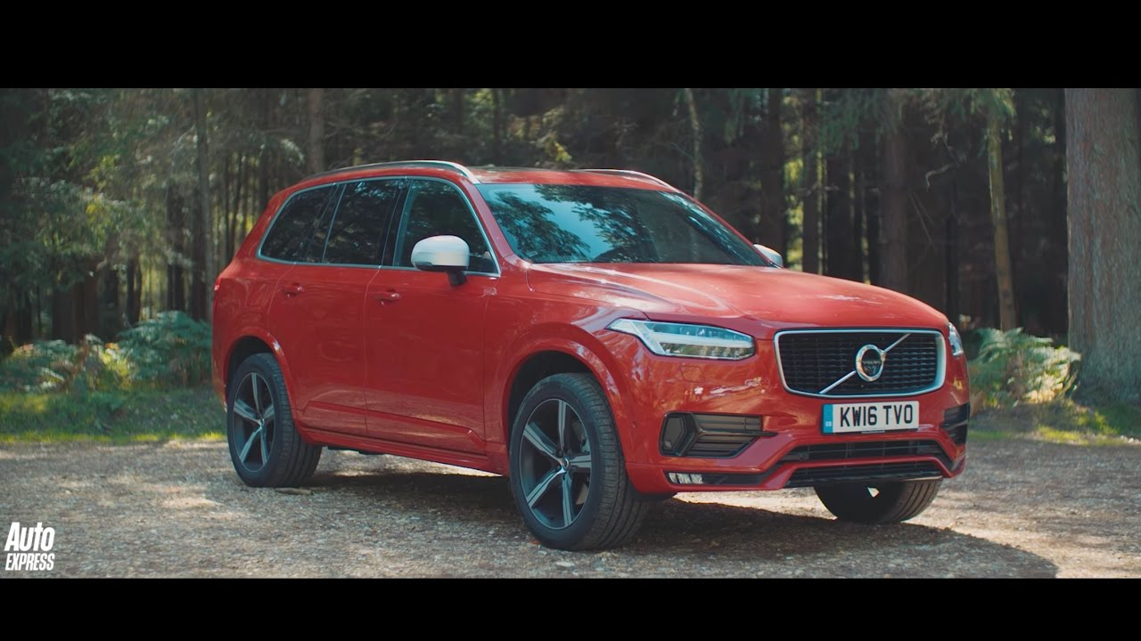 Why The Volvo Xc90 Is Auto Express Large Suv Of Year 2016 Sponsored