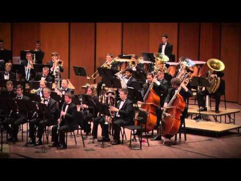 Respighi: Pines Of Rome   MSU Wind Symphony
