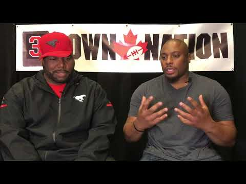 Real Talk with Nik Lewis who wants to play DE for DeVone Claybrooks