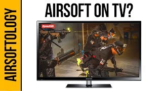 Airsoft As a Televised Sport? | Airsoftology Q&A Show