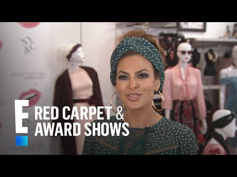 Eva Mendes Gives Fashion Advice for Busy Moms  E! Live from the Red Carpet