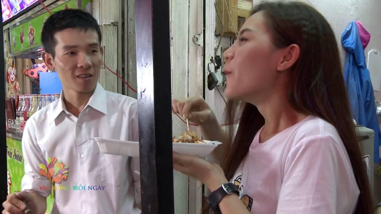 [VUI SỐNG MỖI NGÀY] Quán bán bánh bạch tuộc Takoyaki ngon nhứt Sài Gòn