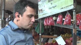 O Maranhão Rural visita a feira do Ver-o-Peso em Belém do Pará.