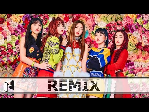 Red Velvet - (레드벨벳) - Rookie - (First Nuclo Remix) MV