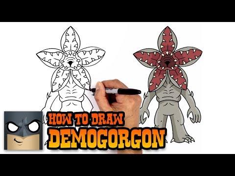 how-to-draw-demogorgon-|-stranger-things-(art-tutorial)