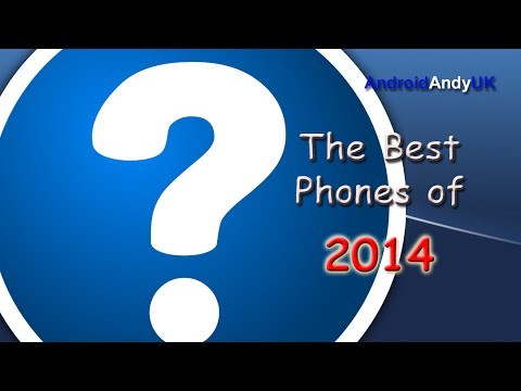 Top Android Phones Of 2014
