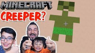 EN ÇİRKİN CREEPER! | MINECRAFT