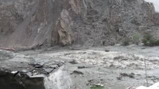 Ladakh flood 2010 - part 1 -