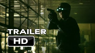 The Splinter Cell: Part 2 - Trailer (Live-Action Splinter Cell Movie)