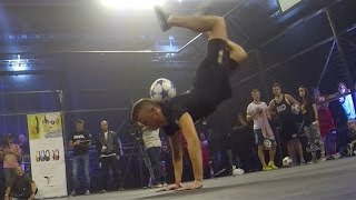 BATTLE (Semi-Final) - Daniel Dennehy (Ireland) vs Jamie Knight (N. Ireland) :: UK & IRL Champs 2015