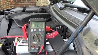 Suaoki Car Jump Starter starting a Landrover Discovery - Review