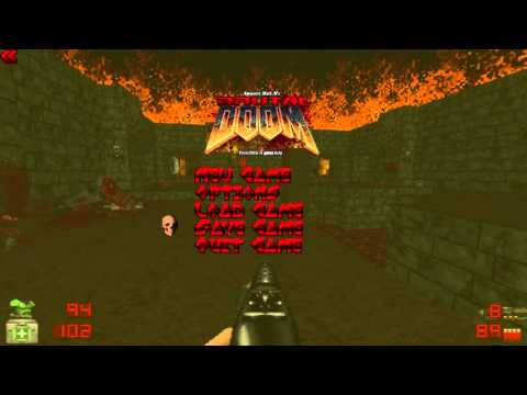Brutal Doom [Hell on Earth Starter Pack] Map28 Sacrificial Grounds | Let's Play