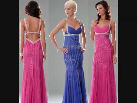 THE BEST OF 2010 PROM DRESSES SEAN COLLECTION