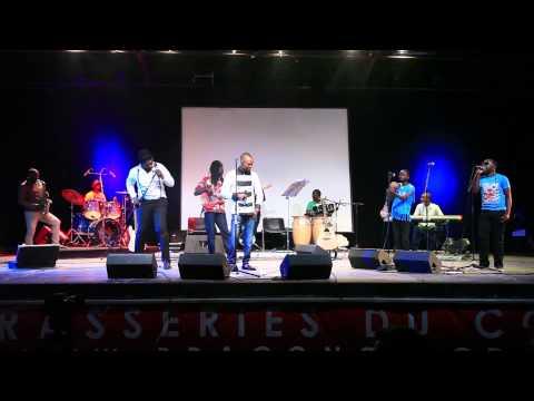 Yekima De Bel Art - Concert Slam (Live 2014) Institut Français de Kinshasa - Halle de la Gombe