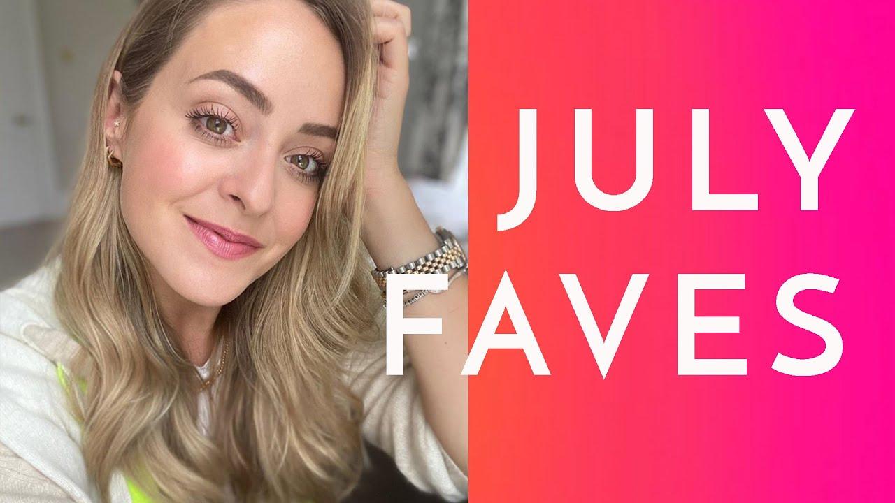 JULY FAVOURITES 2020! | Fleur De Force