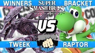 Smash Ultimate Tournament Set - Tweek (Ridley) vs Raptor (Yoshi) - Collision 2019