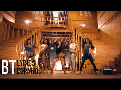 Fifth Harmony - Work from Home ft. Ty Dolla $ign (Lyrics + Español) Video Official