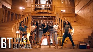 Gambar cover Fifth Harmony - Work from Home ft. Ty Dolla $ign (Lyrics + Español) Video Official