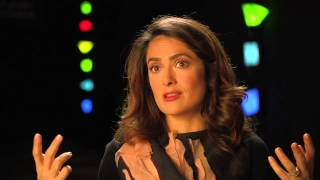 Salma Hayek on Why She's Passionate About 'Kahlil Gibran's The Prophet'