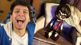 EL NIÑO POSEÍDO ME QUIERE ATRAPAR !! **TERROR EXTREMO** - Scary Child (Horror Game)
