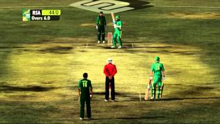 PAKISTAN VS SOUTH AFRICA -- Ashes Cricket 2009 Part 1