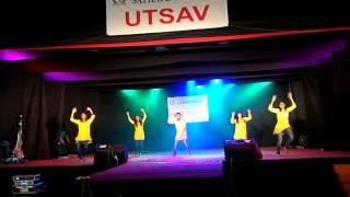 Morya Dagdi Chawl Stage Performance At Sathaye Col