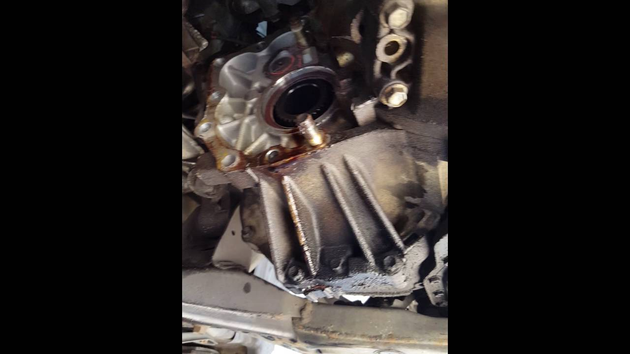 2005 toyota sienna 4 wheel differential replacement kbt mechanic technician 561 0111 [ 1280 x 720 Pixel ]